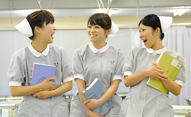 看護学科の様子