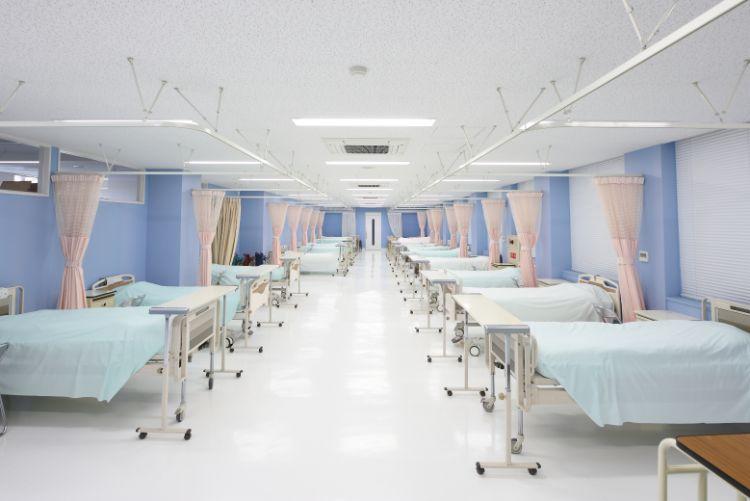 基礎看護学実習室①