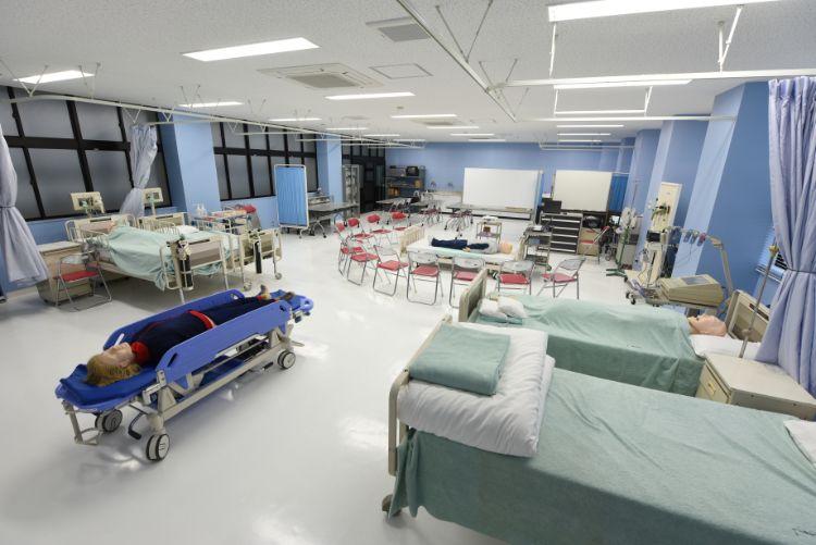 成人看護実習室①