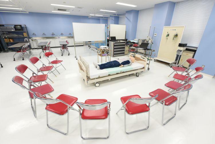 成人看護実習室③