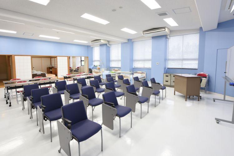地域在宅看護実習室①